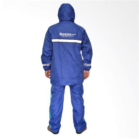 Roduta Jas Hujan Sepeda Black rosida 882 sporty jas hujan setelan biru hp 0811 8606 521