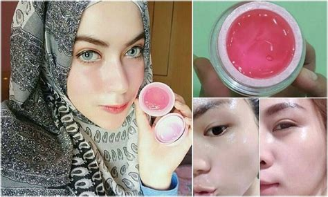 tips membuat wajah menjadi glowing review produk jelly pink original eny richa victiari