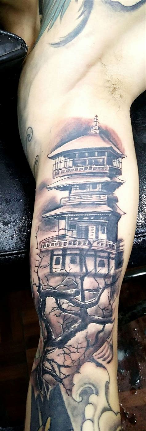 japanese temple tattoo best 25 japanese temple ideas on asian