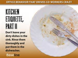 Office Kitchen Etiquette Office Behavior That Drives Co Workers