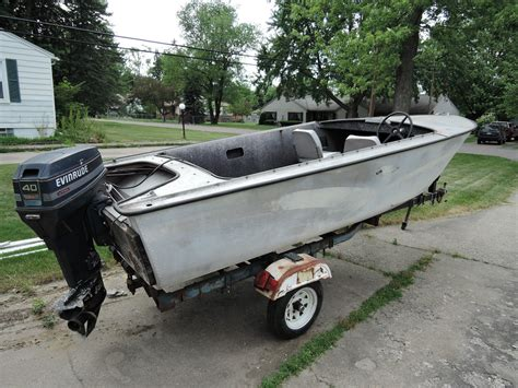 used crestliner boats for sale in michigan crestliner flying crest 1958 for sale for 3 800 boats