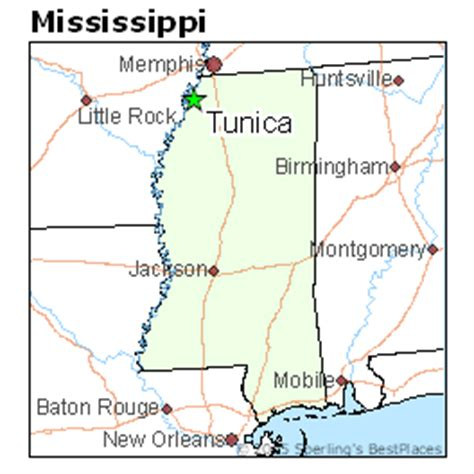 Most Expensive States To Live In best places to live in tunica mississippi