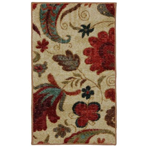 home accent rugs mohawk home tropical acres 2 ft 6 in x 3 ft 10 in