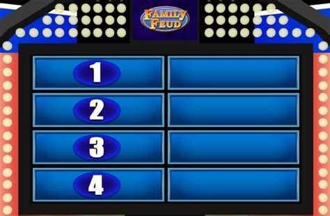 family fued template still confused about almaghrib institute 171 al maghrib