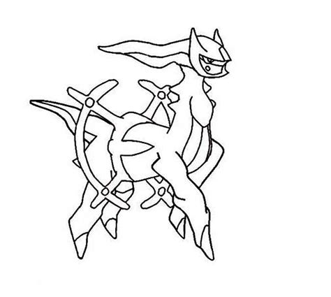 Arceus Coloring Pages arceus coloring pages az coloring pages