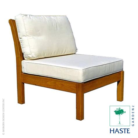 armless loveseat bench kamea armless chair haste garden metropolitandecor