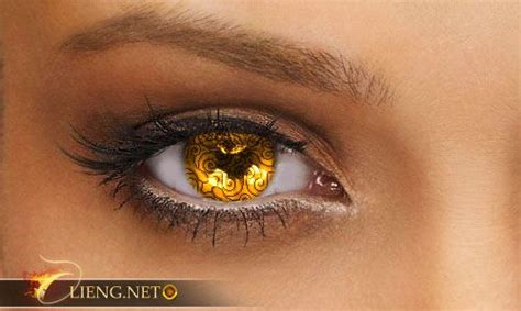 yellow eye color the world s catalog of ideas