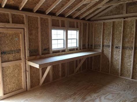 workshop shed ottawa shed builders youtube