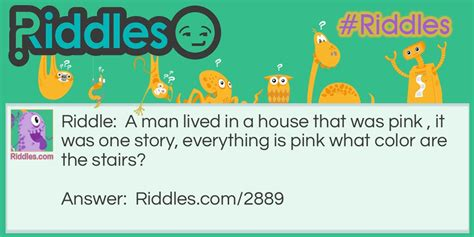 pink house riddle pink house riddles com