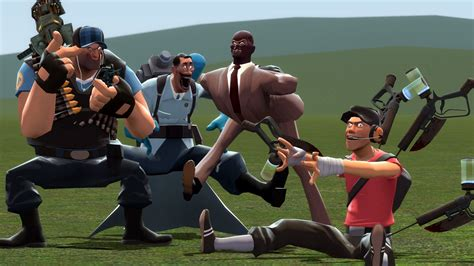game it now garry s mod 14 garry s mod content team fortress 2 гаррис мод контент