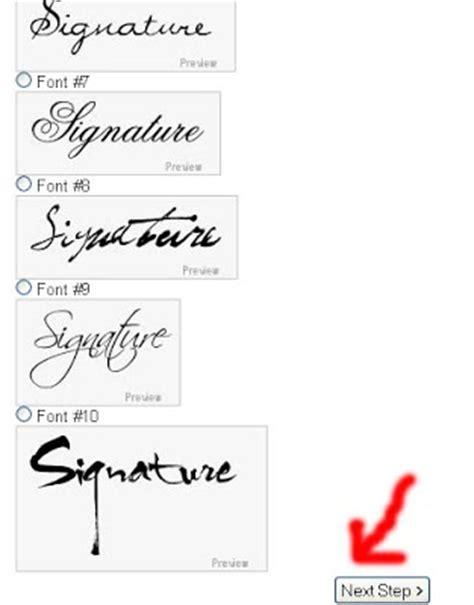 membuat watermark tanda tangan cara membuat signature tanda tangan situs gratisku