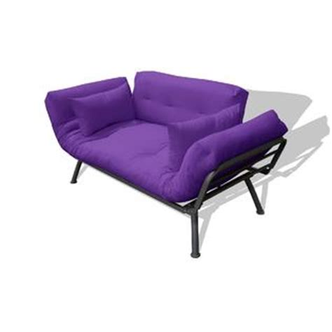 american furniture alliance mali flex futon combo purple