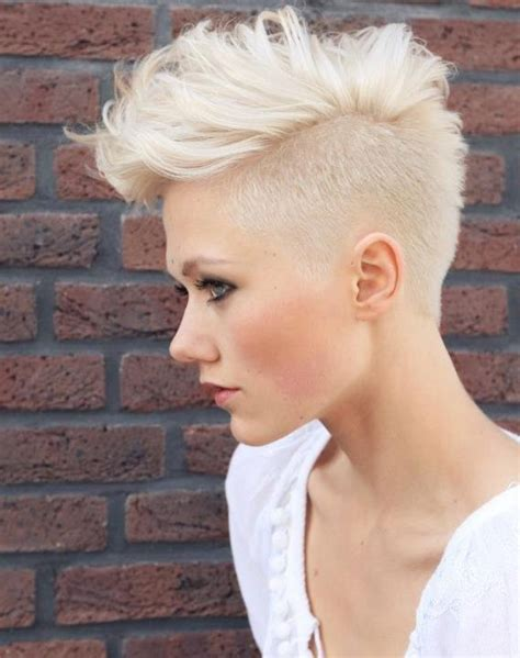 women with platinum hair 20 awesome undercut hairstyles for women