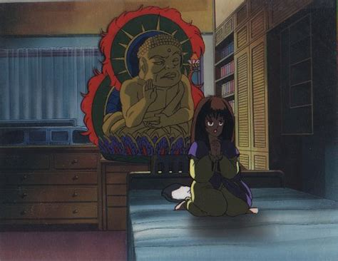 buddha rubber st wndrkn s anime cel gallery misc