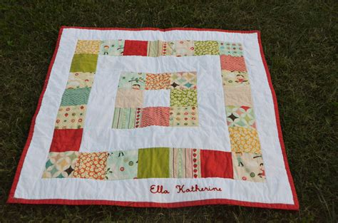 Gift Giving: Baby Quilts   sew in harmony