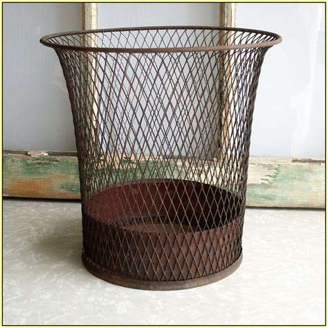 decorative wastebasket decorative wastebaskets iron blog
