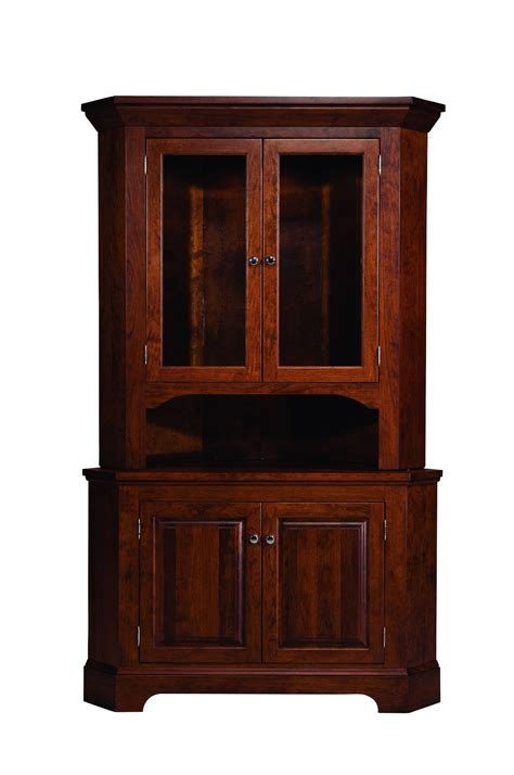 palettes by winesburg dining room albany corner hutch ab