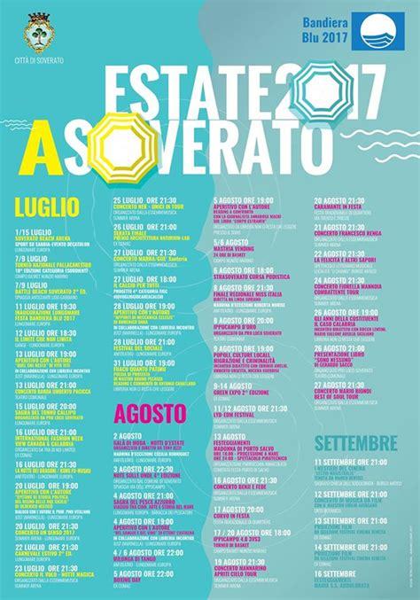 soverato eventi soverato programma completo eventi estate 2017