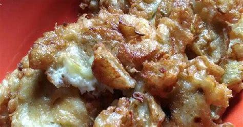 resep gorengan bakso enak  sederhana cookpad