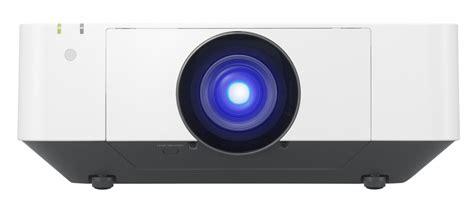 Projector Sony 5000 Lumens sony vpl fhz60 w 5000 lumens wuxga 3lcd laser projector