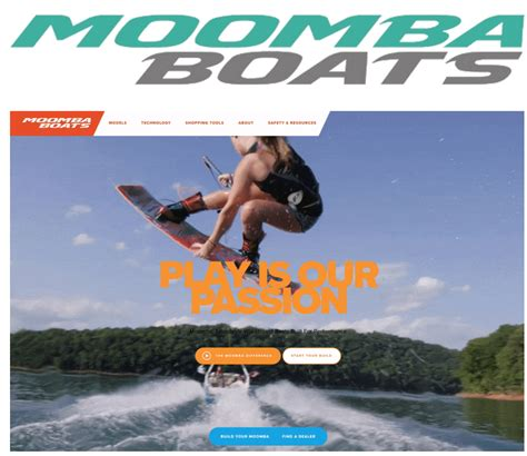 moomba boat line up skier s choice announces the new 2017 moomba model line up