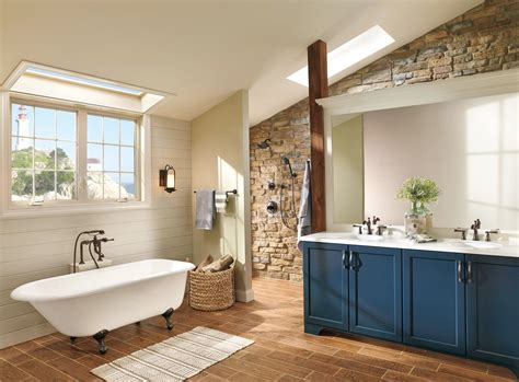 bathroom styles pictures attic bathroom design 10 spectacular bathroom design innovations unraveled at bis 2014