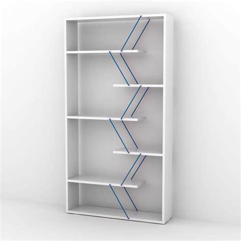 libreria autoportante wilmark libreria divisoria autoportante in legno e metallo