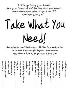 take what you need by vanilla vanilla on deviantart