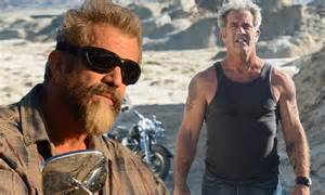 Mel Gibson Is Angry Again Hollyscoop by Mel Gibson Shows His Tattooed Muscles In Upcoming