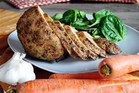 cottura sedano rapa arrosto della domenica cruelty free arrosto di sedano