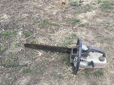 Vintage Sears 358 352350 Craftsman Chainsaw W 16 Quot Bar