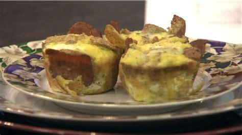 Wlos Carolina Kitchen by Carolina Kitchen Easy Breakfast Casserole Muffins Wlos