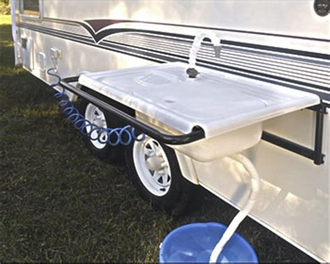 Pop Up Camper Sink Faucet Penny S Tuppence 2 Cents In Brit Rv Fridge Vent