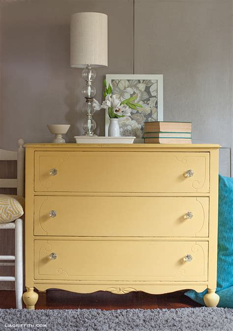 color furniture chalk painted furniture by color yellow chalk paint