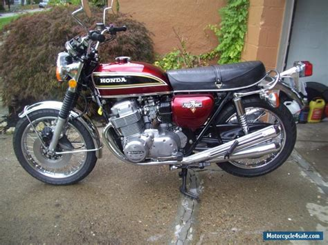 Honda Cb For Sale by 1975 Honda Cb For Sale In Canada