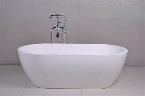badewanne restposten badewanne freistehend 160 in mattstone by gioiabagno