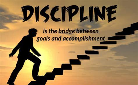 kata mutiara bahasa inggris tentang disiplin