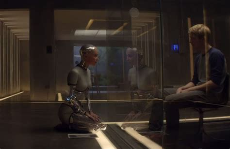 ex machina film review film review ex machina impact magazine