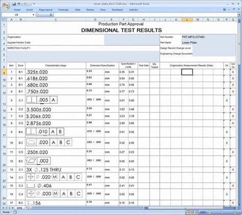 engineering inspection report template inspectionxpert brings inspection capabilities to pro