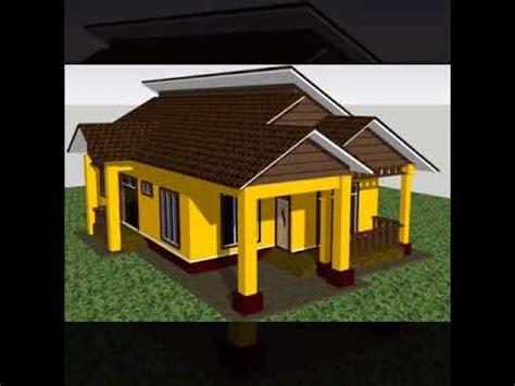 Koleksi Sendiri bina rumah atas tanah sendiri koleksi banglo impian