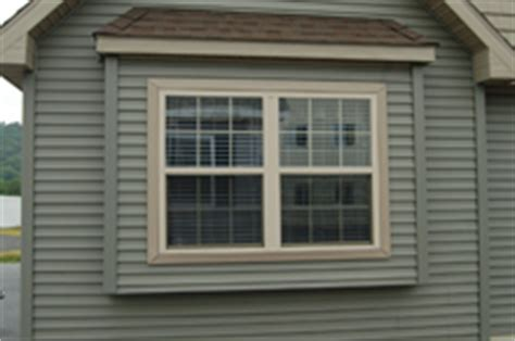 Box Dormer Window Pleasant Valley Homes Exterior Features Options