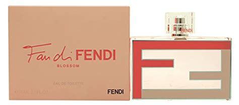 Fan De Fendi Blossom Edt 75ml kosmetikprodukte fendi f 252 r frauen g 252 nstig