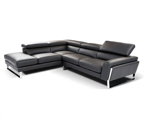 modern style sofas modern style italian leather sectional sofa 44l6072