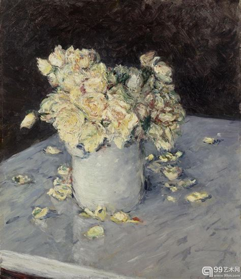 Eva Vase 花束 从夏尔丹到马蒂斯的法国静物画作 国际艺术新闻 99艺术新闻网