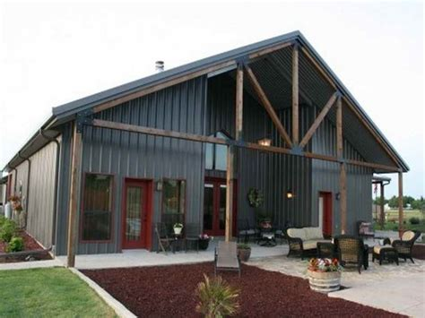 metal buildings homes pictures images