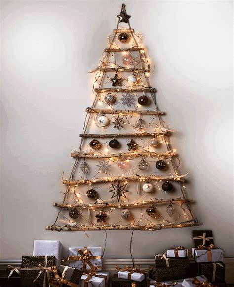 innovative christmas trees modern decoration 2018 trends colors and ideas interiorzine