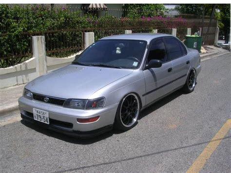 Bumper L Great Corolla 1994 95 Ae101 toyota corolla 1995 tuning buscar con biutiful cars toyota corolla