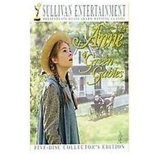 Anne Of Green Gables 20th Anniversary Collectors Edition | anne of green gables the collection dvd 2008 5 disc
