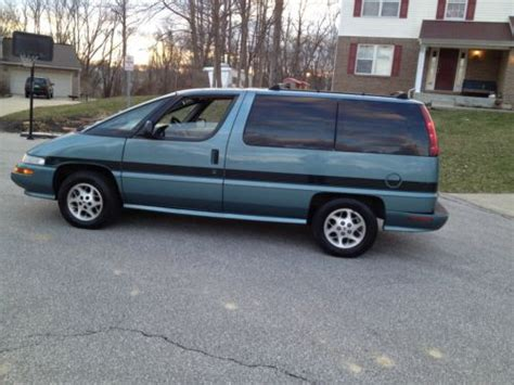 sell used 1996 oldsmobile silhouette 3 4l in great shape in amelia ohio united states