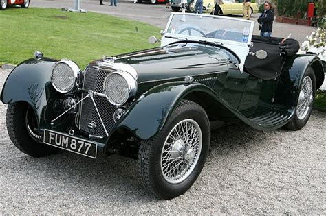 ss jaguar 100 1938 jaguar ss 100 3 5 litre roadster carrushome